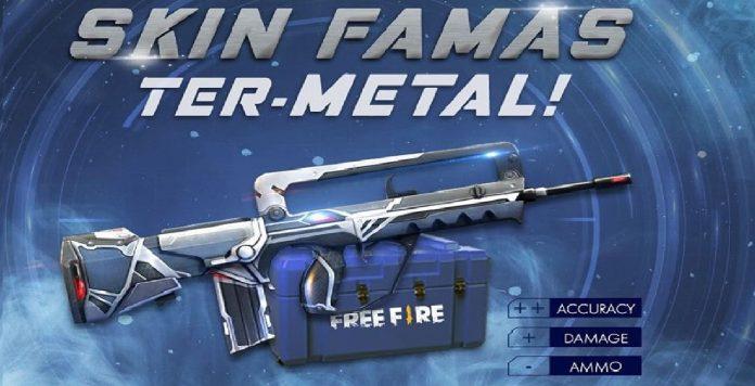 ini dia rekomendasi skin famas free fire dan trik memainkannya