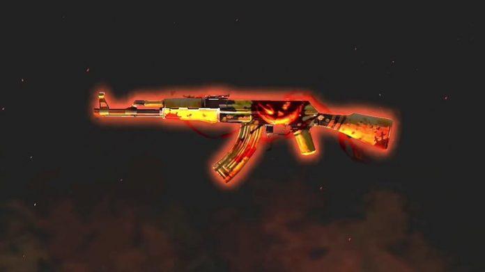 keunggulan senjata ak47 free fire dan cara menggunakannya