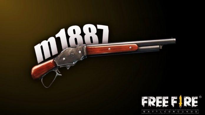 mengenal m1887, senjata shotgun yang punya damage overpower