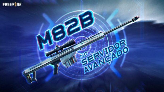 mengenal m82b, senjata gahar andalan banyak pemain