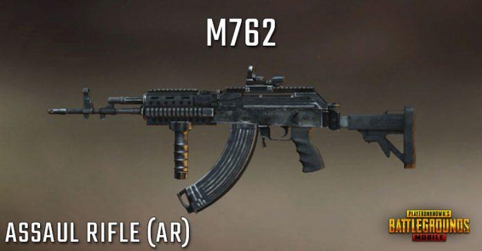 mengenal senjata baru m762 pubg dan tips menggunakannya