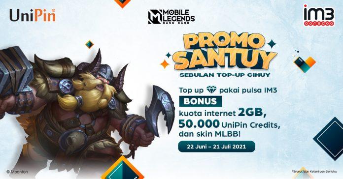 promo santuy Mobile Legends