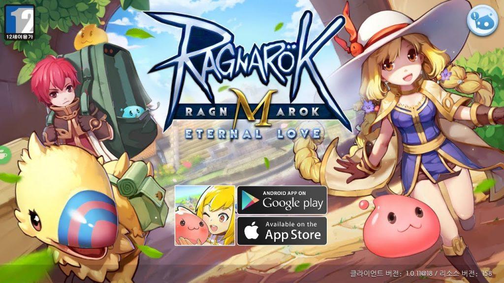 ragnarok eternal love gameplay