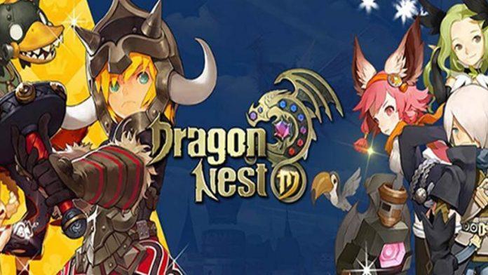 rekomendasi dragon nest mobile class untuk pve dan pvp