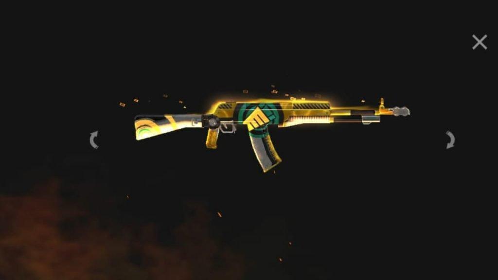 senjata an 94 ff