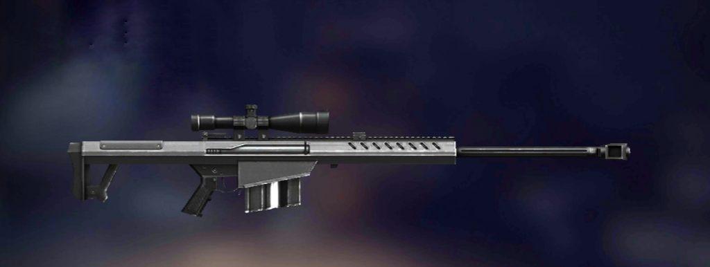 senjata m82b ff