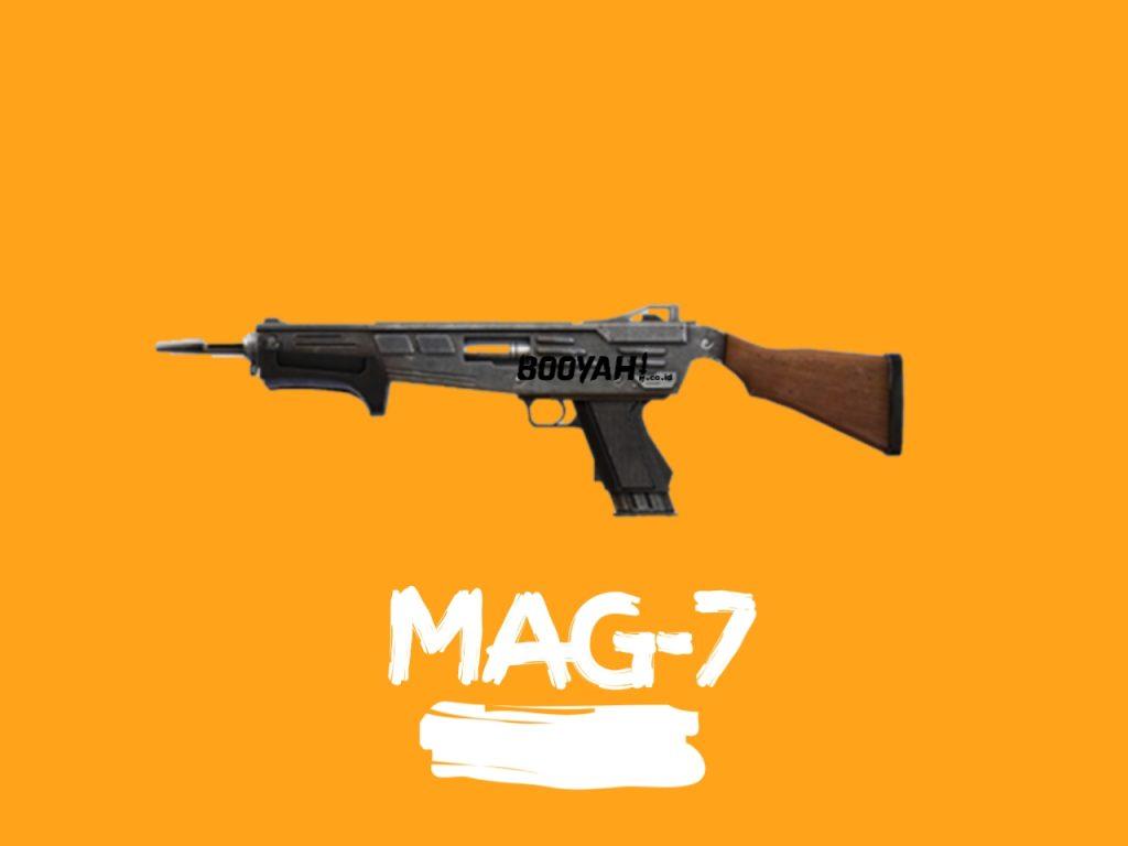 senjata mag7 ff
