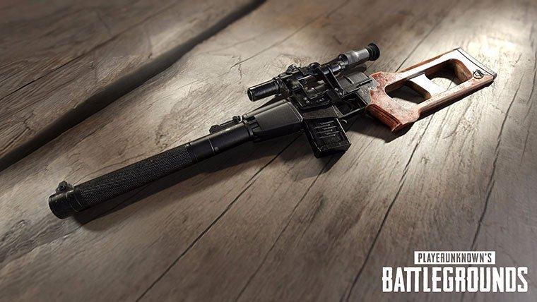 senjata vss pubg