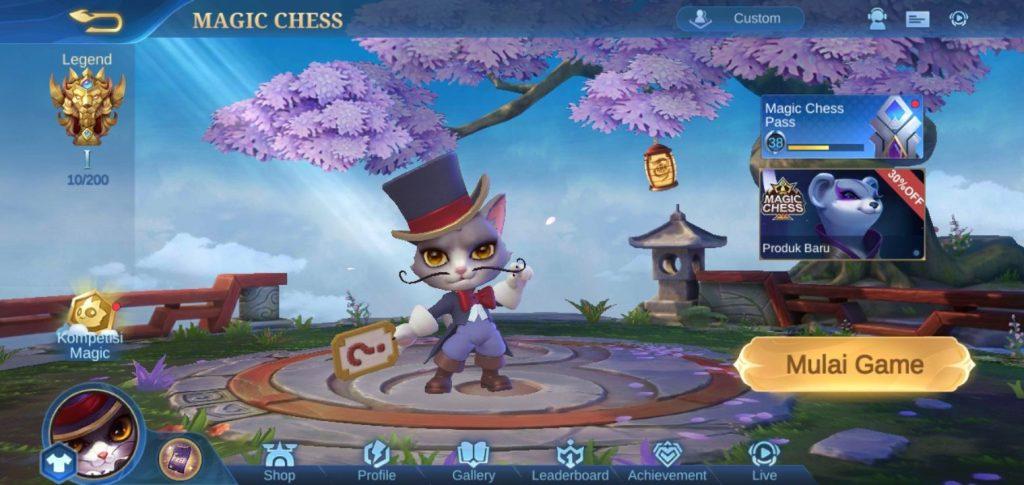 skill commander buss magic chess
