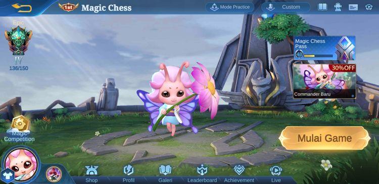 skin saki magic chess