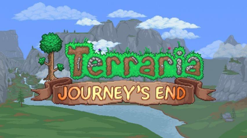 terraria maps