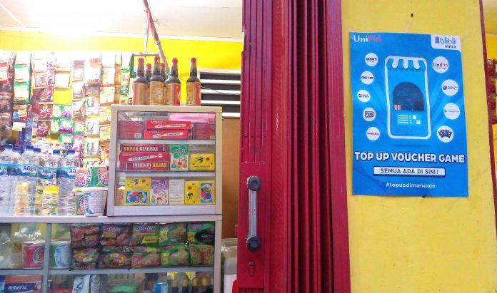 top up game di toko terdekat - UniPin blibli mitra