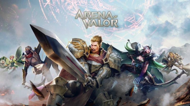 wallpaper arena of valor