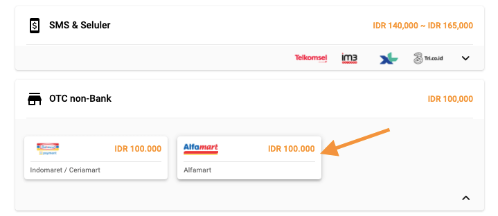 bayar di Alfamart