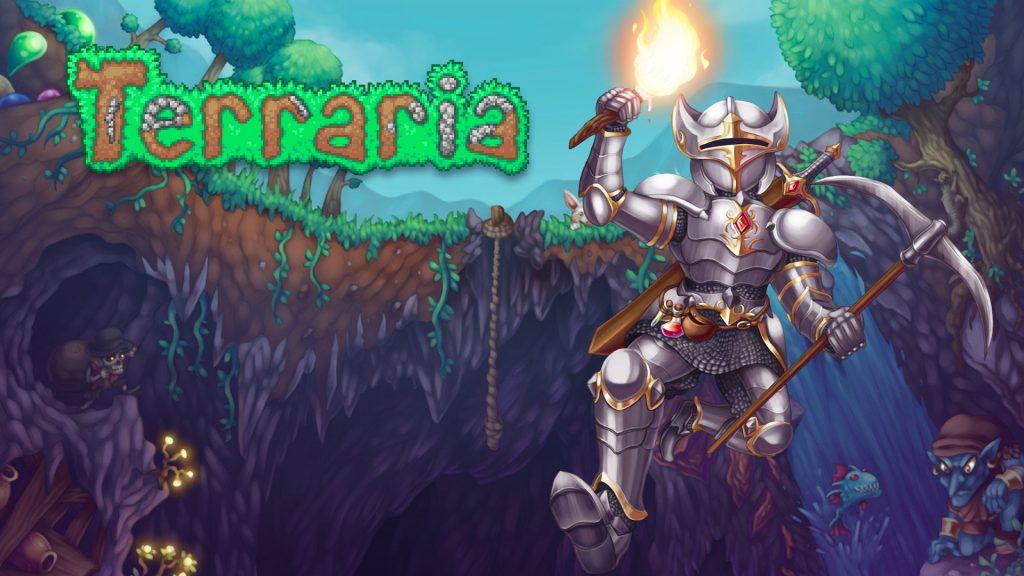 Terraria Guide Cara Bermain untuk Pemula