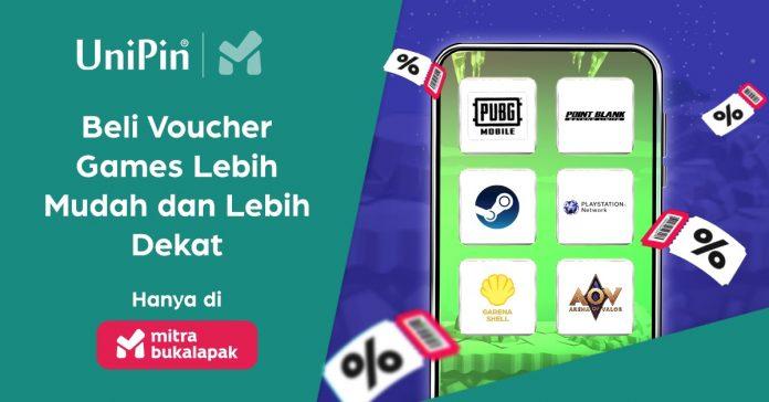 beli voucher game di Mitra Bukalapak