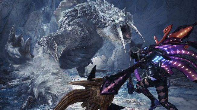 monster hunter world monsters