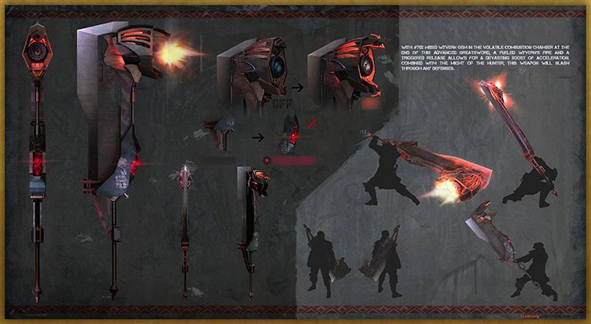 monster hunter world weapon tree
