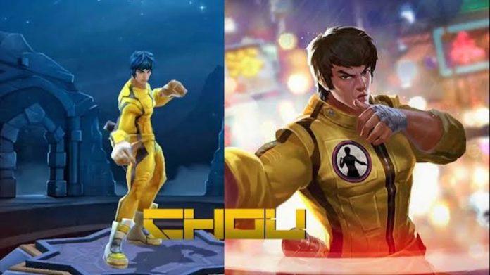 Cari Hero Fighter Inilah Alasan Kamu Harus Pilih Chou Mobile Legends