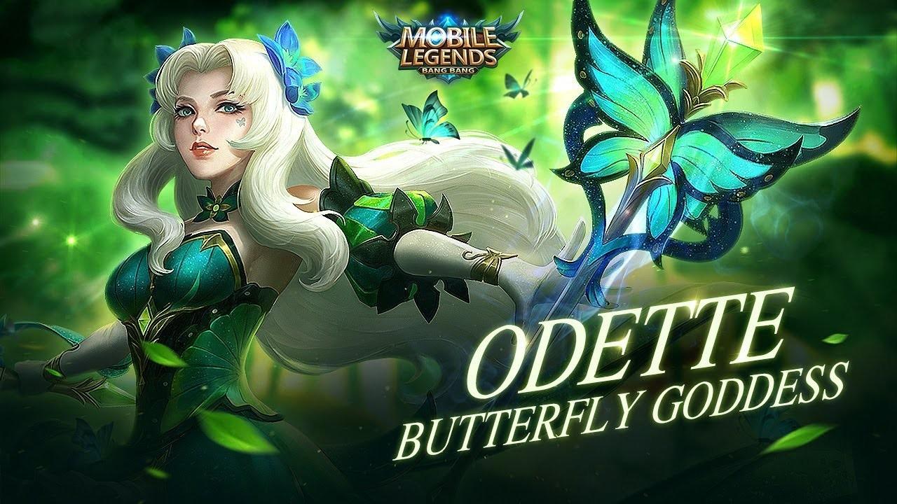 Emblem Odette