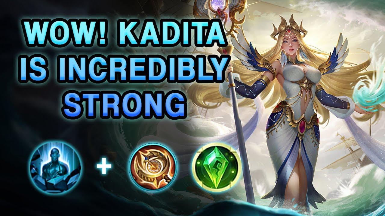 Hero Kadita Mobile Legend