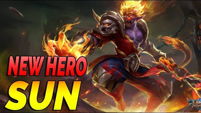 Kenali Sun Mobile Legends, Rekomendasi Emblem, Spell, Counter dan Combo Skill-nya Berikut Ini!