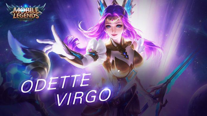 Rekomendasi Build Odette Mobile Legends, Sang Putri Angsa Jelita