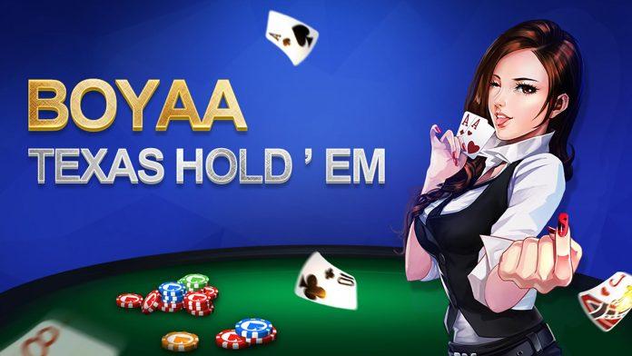 Texas Poker Boya Game Seru yang Mudah Dimainkan