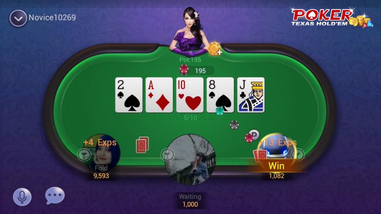 boya poker texas