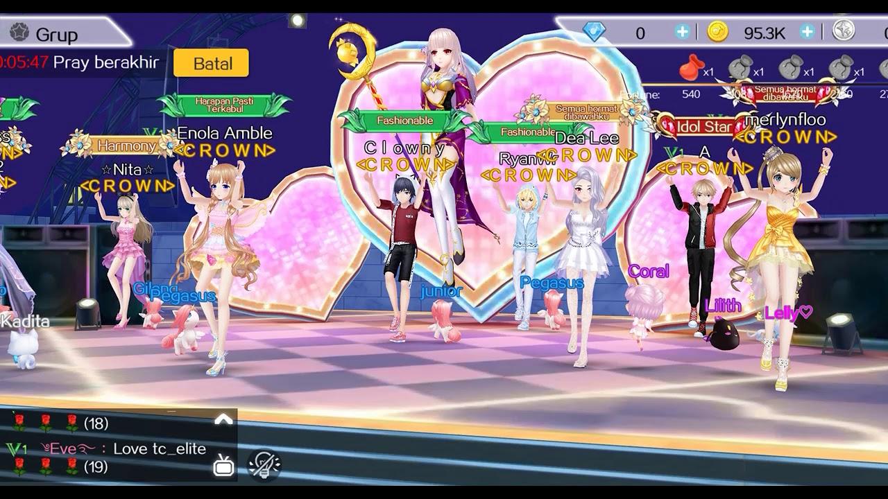 cara bermain au2 mobile