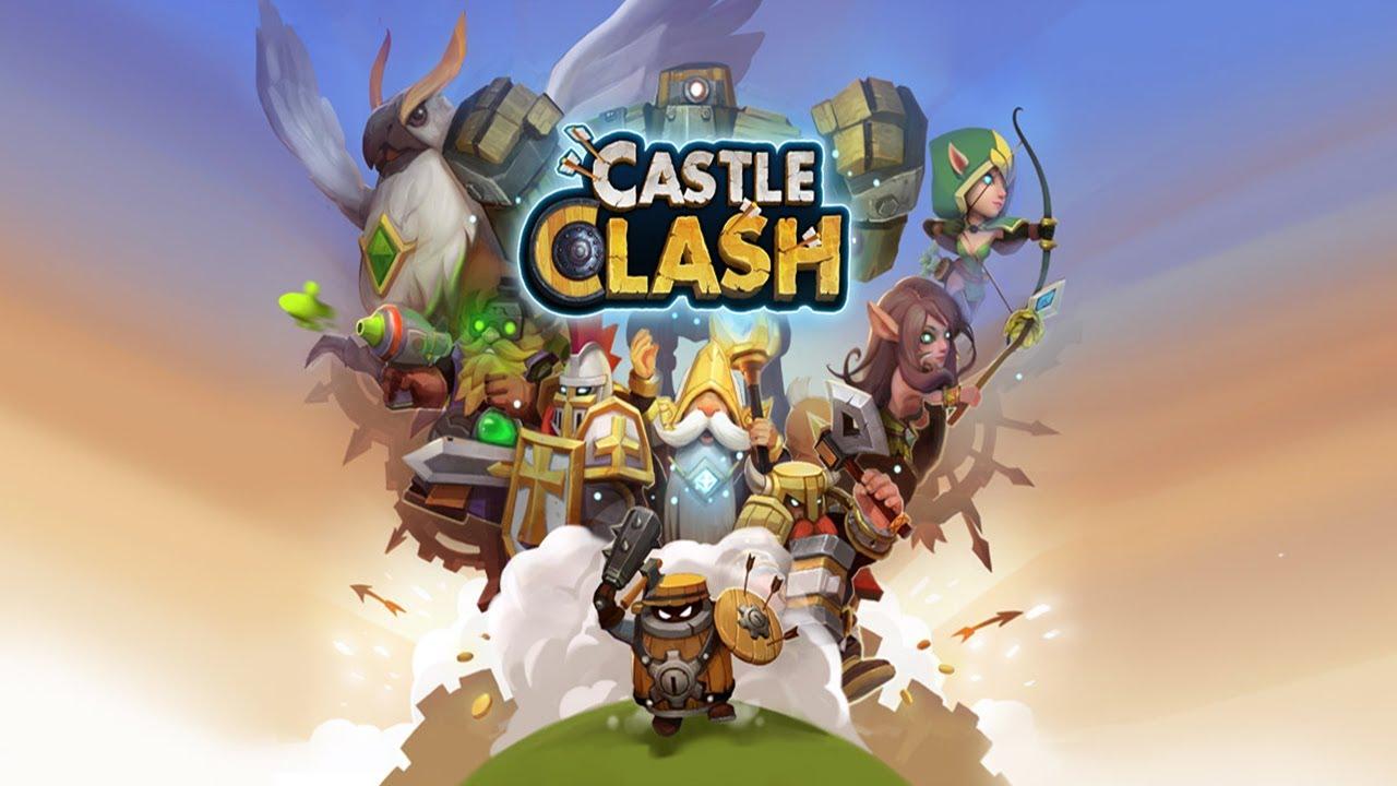 cara evolusi hero castle clash