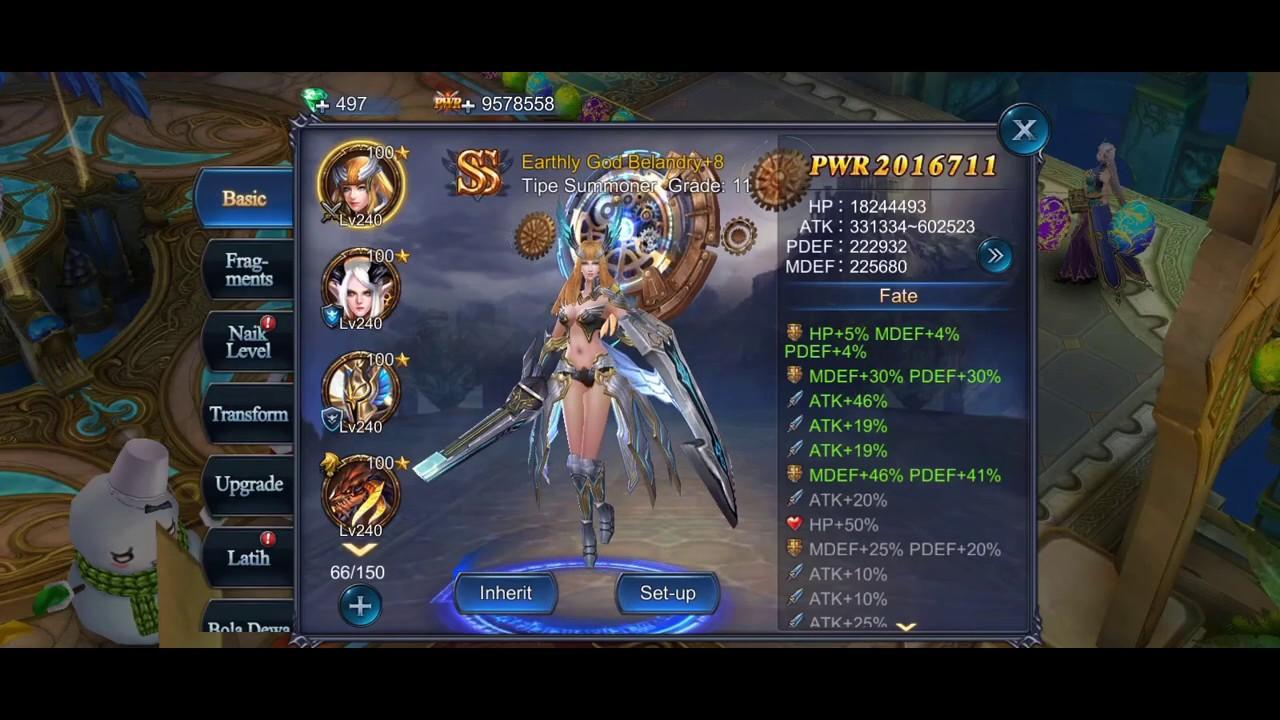 goddess primal chaos tips