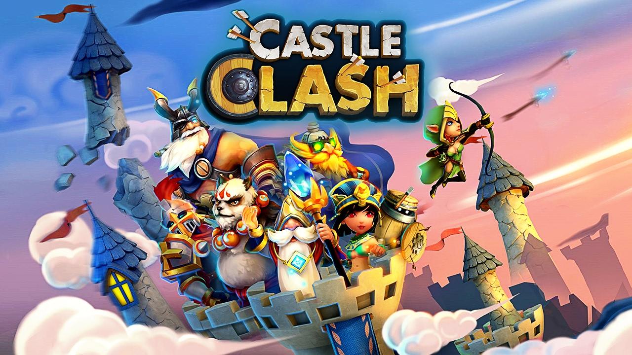 talent castle clash