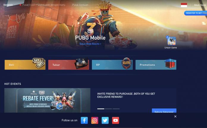 top up PUBG Mobile Indomaret